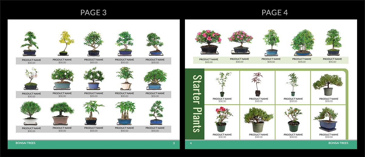 Print Design By Mdesigns For Dallas Bonsai Garden 13782146