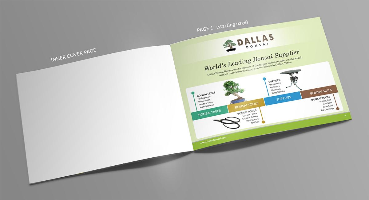 Print Design By MDesigns For Dallas Bonsai Garden   Design #13782504
