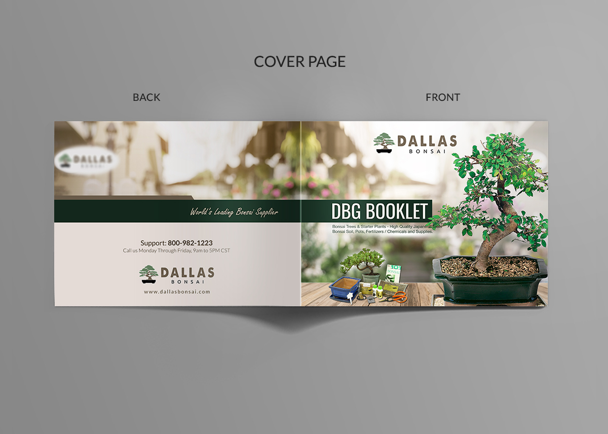 Print Design For Dallas Bonsai Garden By Mdesigns 13863368
