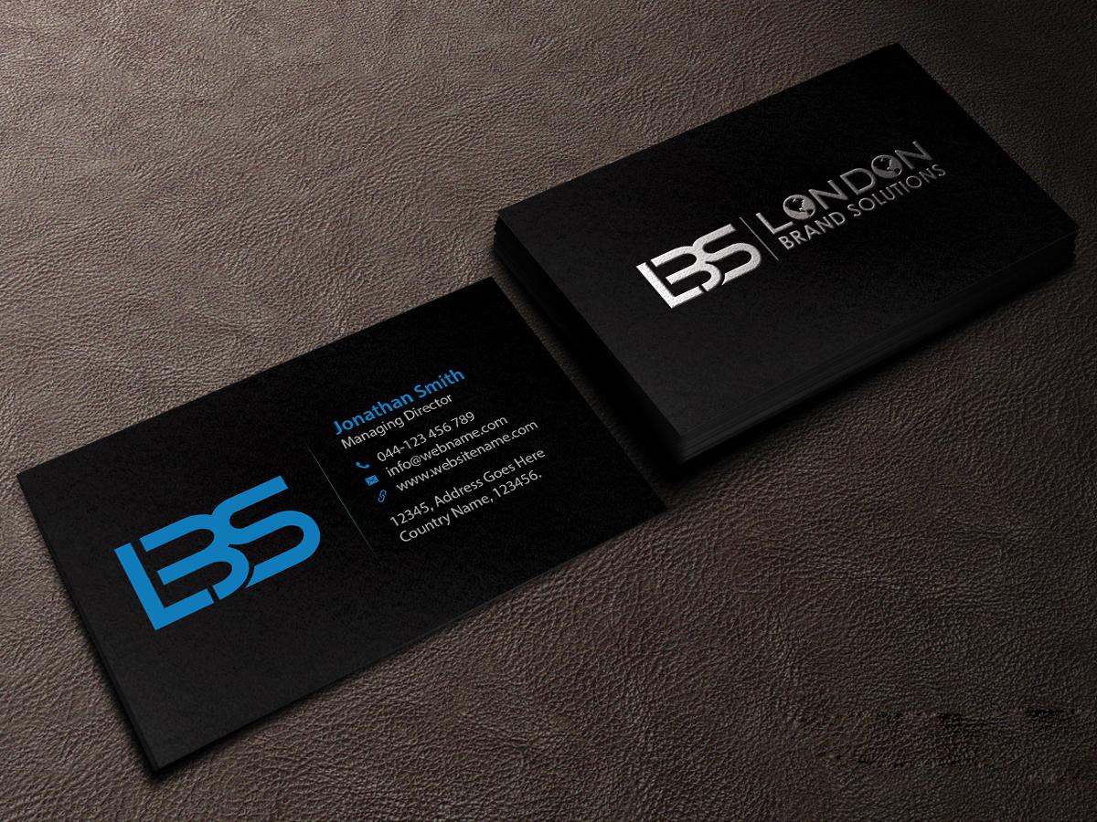 Logo + Business Card design for a new start-up | 79 Business