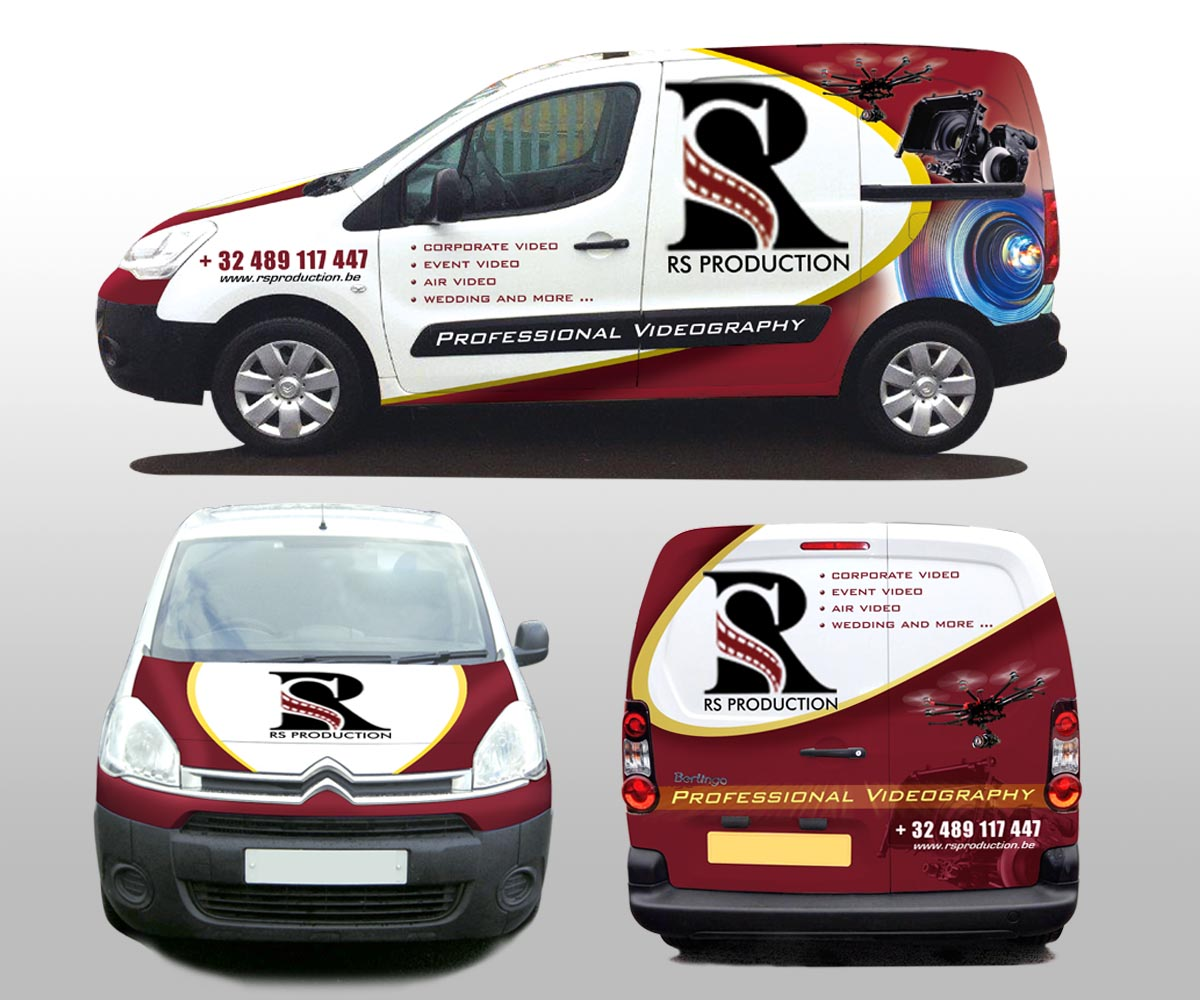 Bold playful it company sticker design for a company in belgium design 14124830