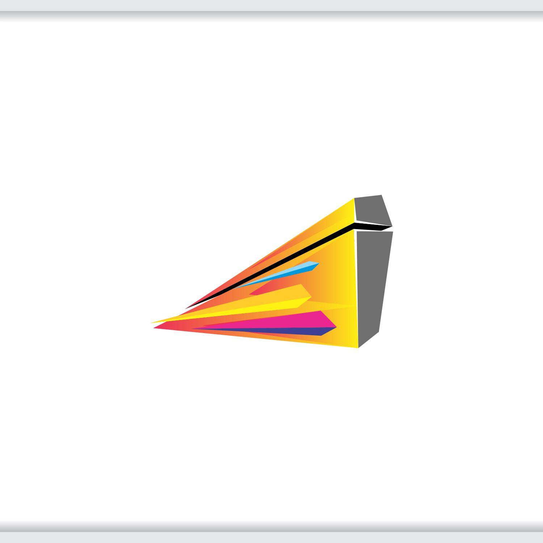 Modern Bold Design Agency Logo Design For The Infographics