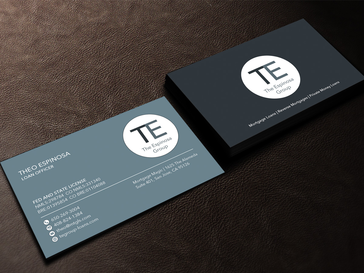 Colorful Magic Business Card Festooning Business Card Ideas
