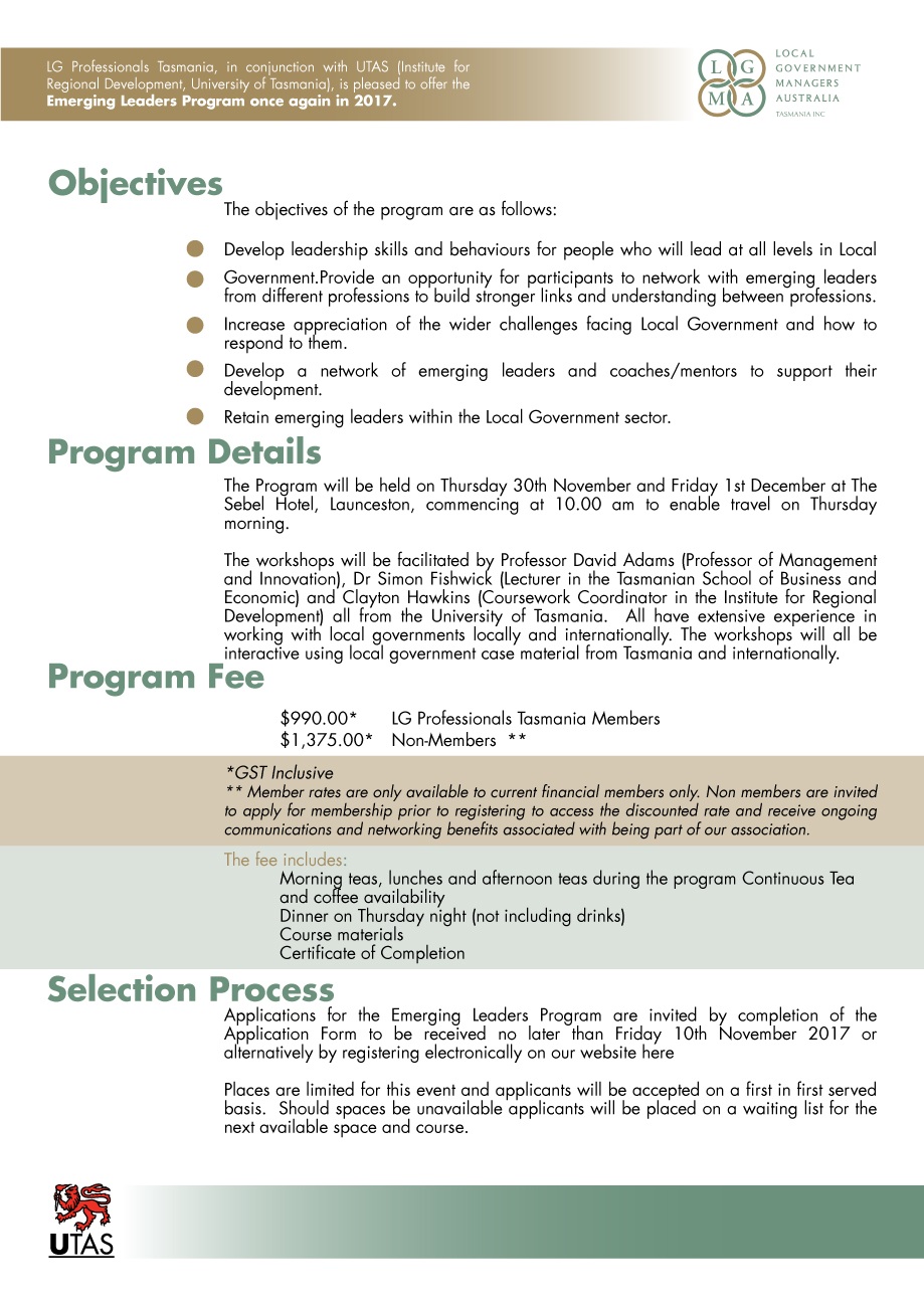 Modern, Bold, Government Brochure Design for LG