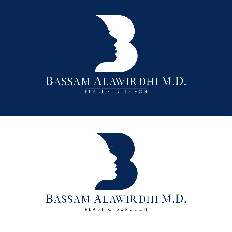 Upmarket Professional Plastic Surgery Logo Design For Bassam Alawirdhi M D Plastic Surgeon By Deed Design 14153734