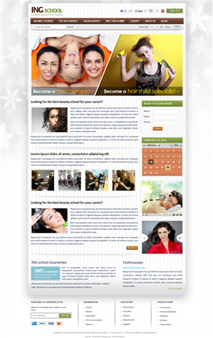 Wordpress Design #546236