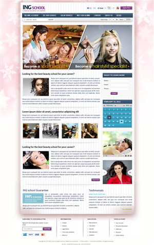 Wordpress Design #546237