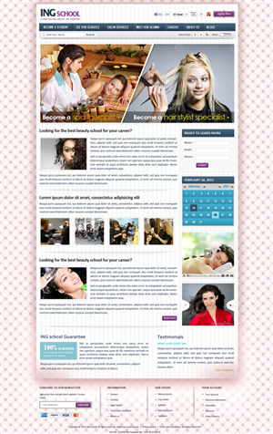 Wordpress Design #546242