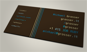 1 bold business card designs business business card design project