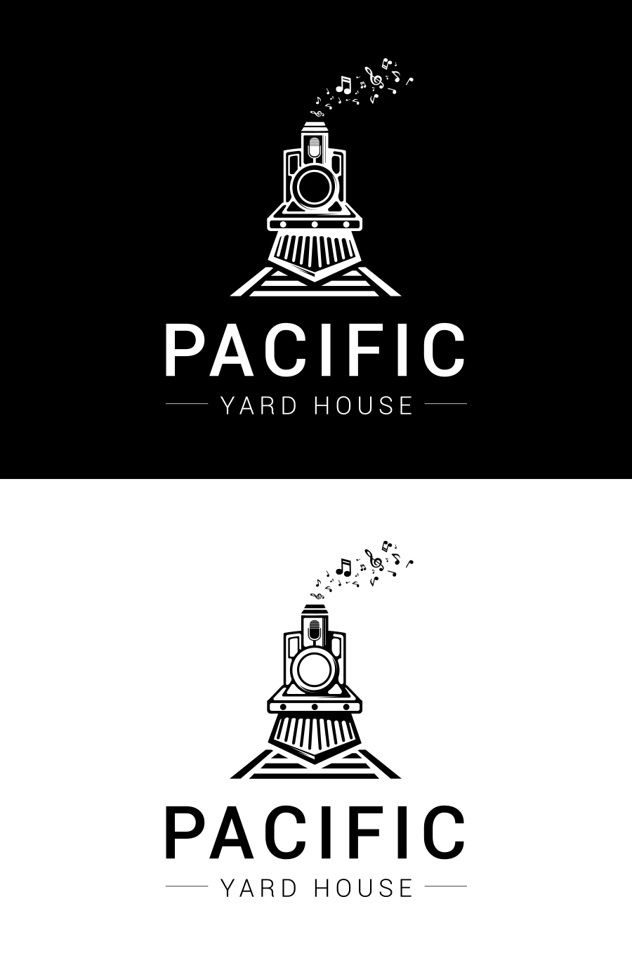 263 Masculine Personable Logo Designs for Pacific Yard ...