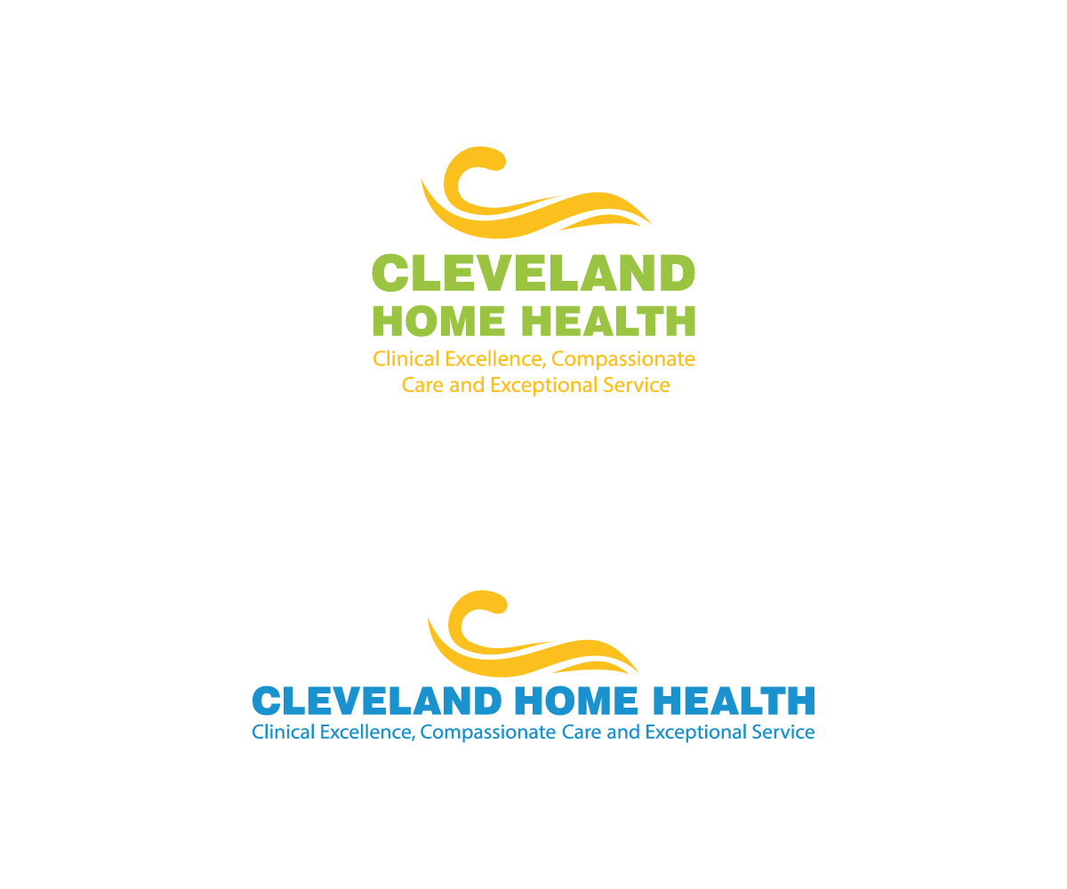 Logo Design By Marta Gavran For Cleveland Home Health | Design #13860122