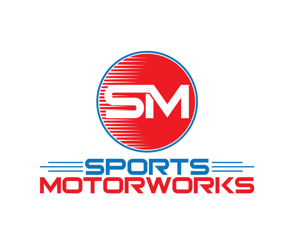 Logo Design By Famous Designer For Sports Motorworks Limited