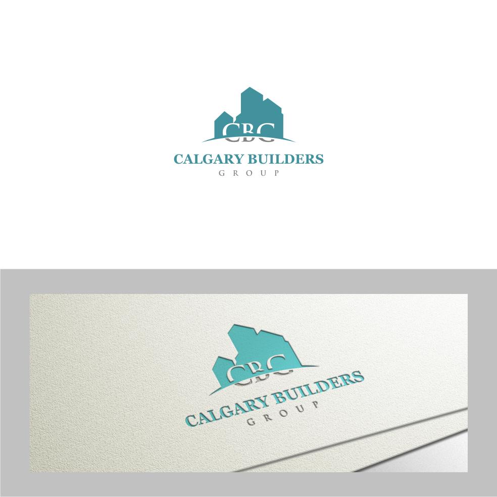 Professional, Bold, Construction Company Logo Design for