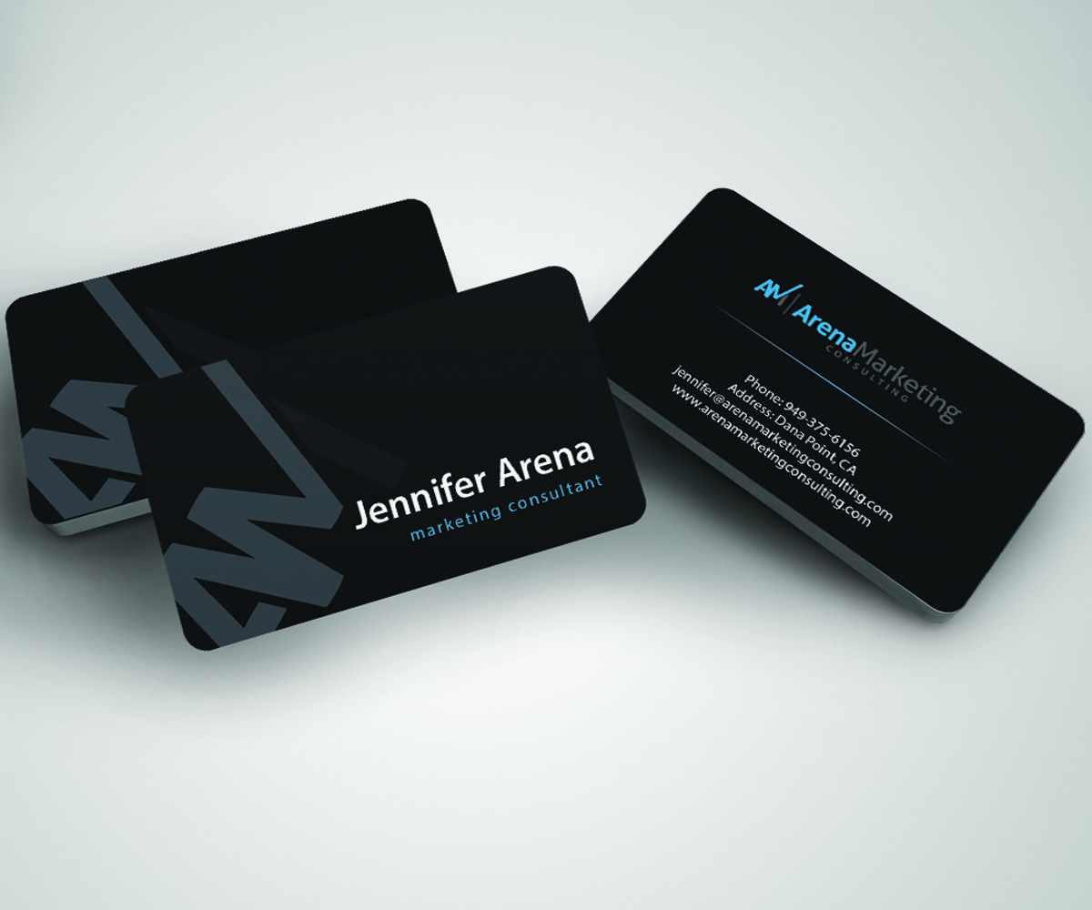 Marketing Business Card Design Galleries for Inspiration