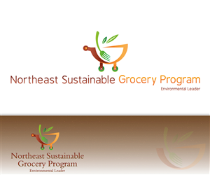 Logo Design by 2fantasy - Sustainable Grocery Store Recognition Program Logo