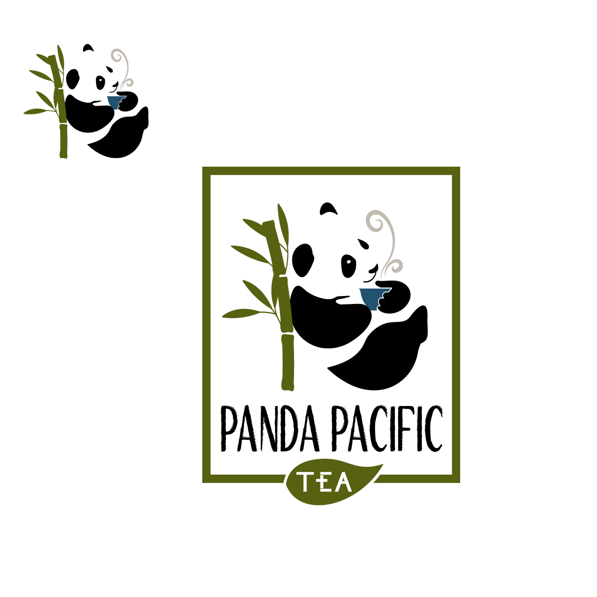 Logo Design for an International Tea Company by briliana