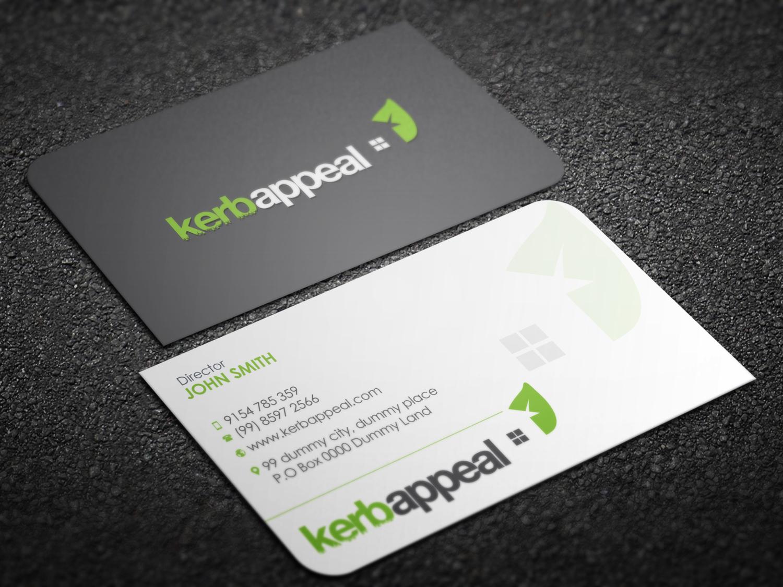 Professional, Upmarket, Business Business Card Design for HGWS ...