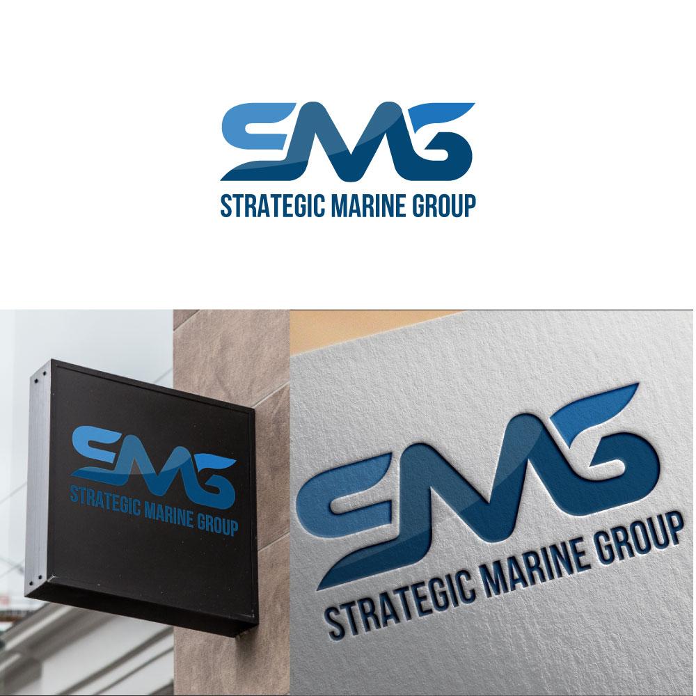 102 serious professional marine logo designs for strategic for Strategic design agency