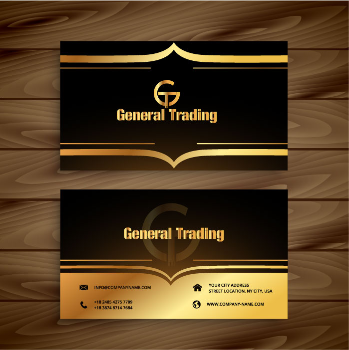 Masculine, Upmarket, It Company Logo Design for General Trading by