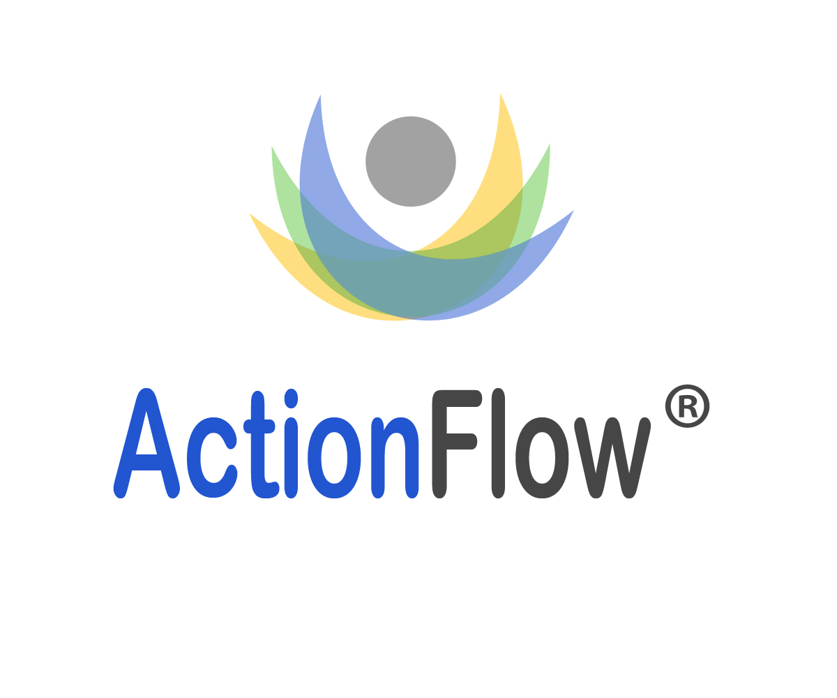 70 professional software logo designs for actionflow a for Logo drawing software