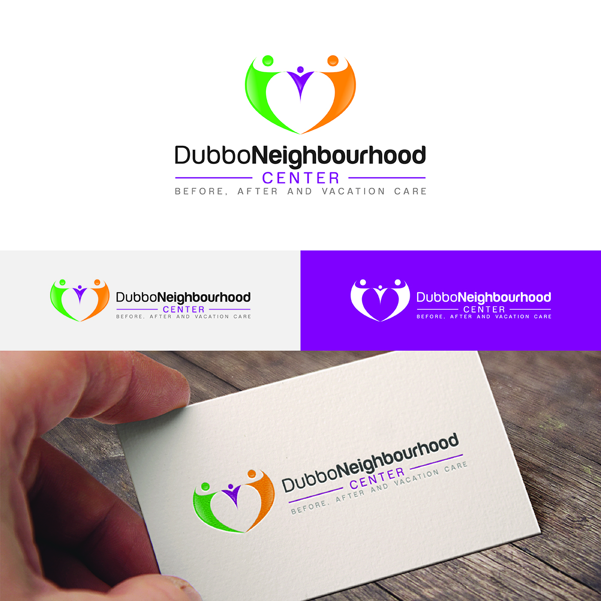 Playful, Personable, Childcare Logo Design for Dubbo Neighbourhood ...