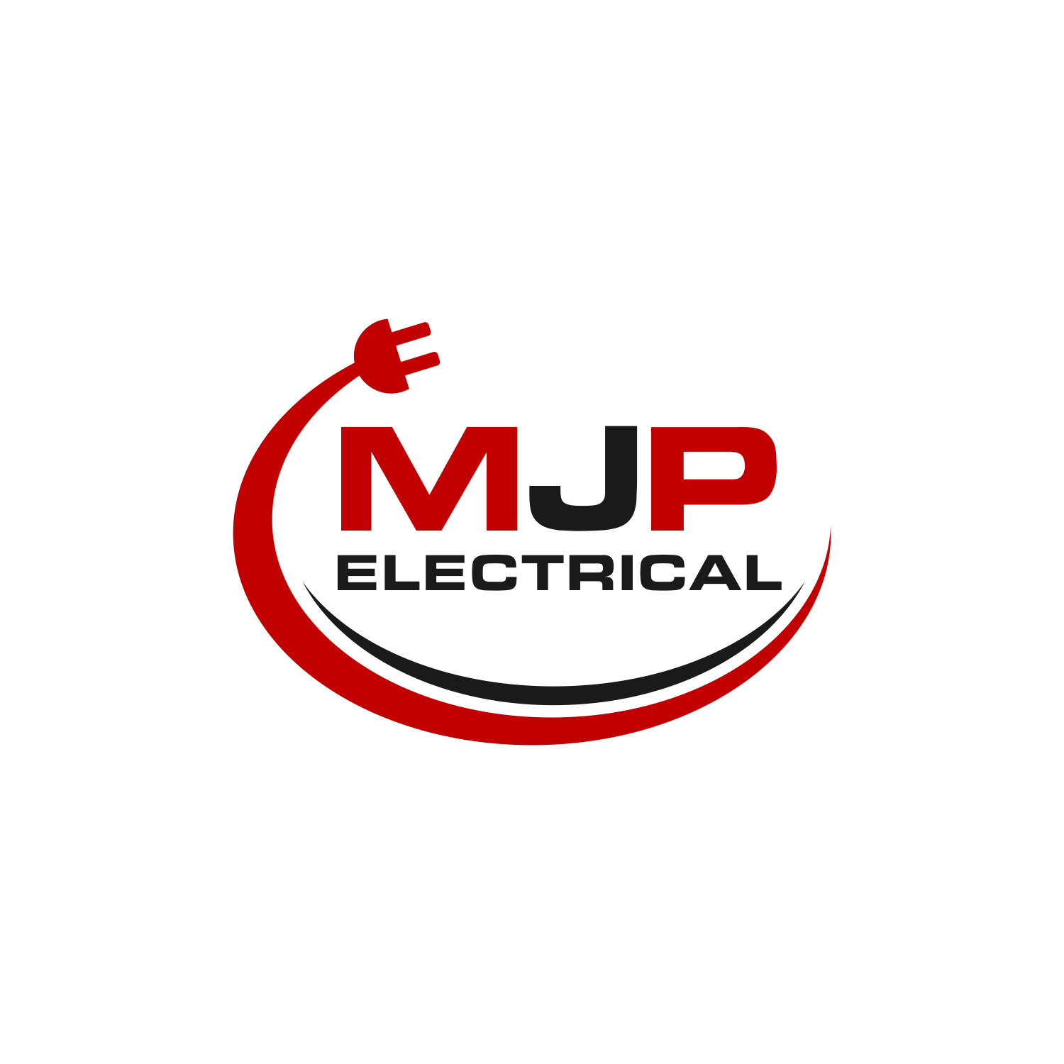 Serious Modern Electrician Logo Design For Mjp Electrical By V Solutions Design 14026665,Design Your Own Mug Online