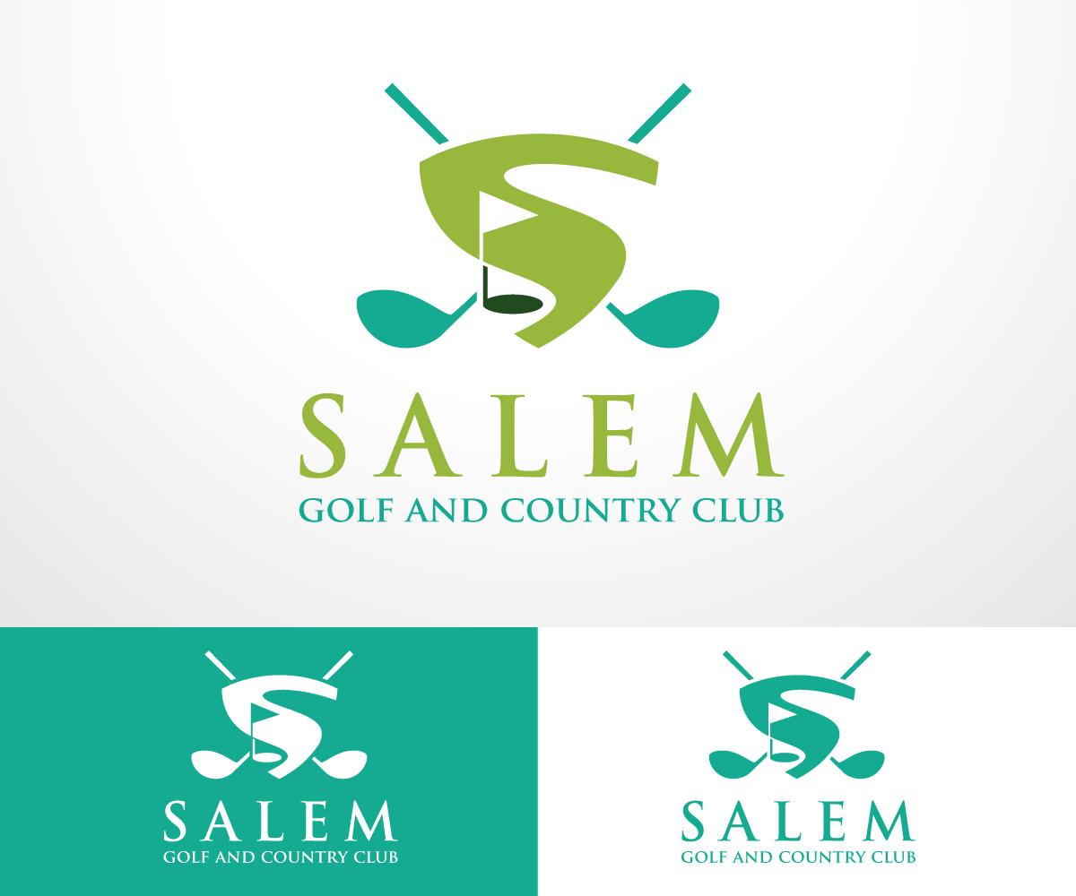 Upmarket Bold Club Logo Design For Salem Golf And Country Club Or Salem Golf Club By Prodesigns99 Design 13922677