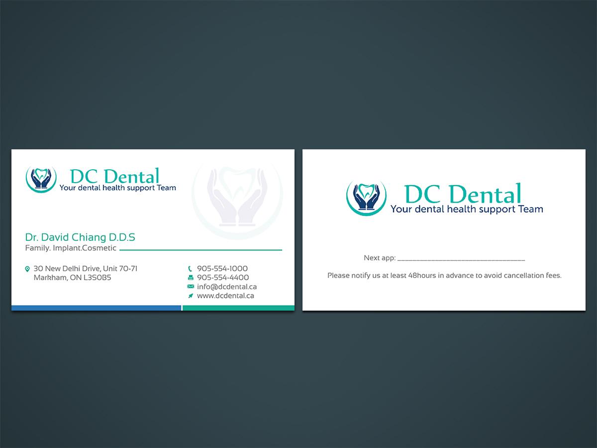 Modern, Professional Business Card Design by Designanddevelopment ...