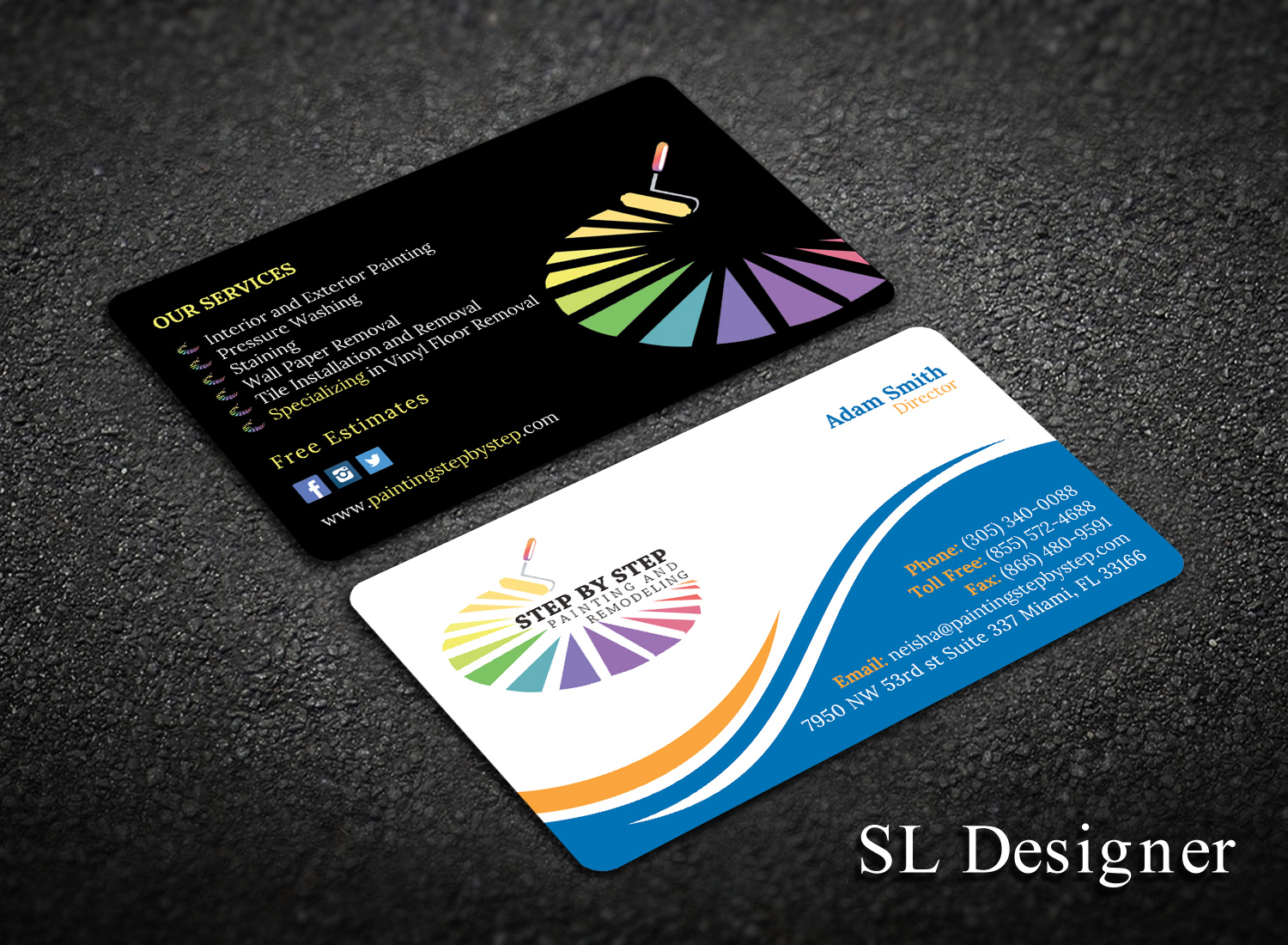 157 Bold Business Card Designs | Business Business Card Design ...