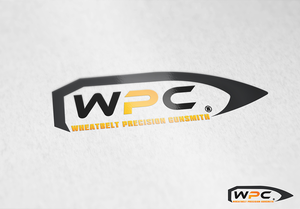 Masculine, Bold Logo Design for Wheatbelt Precision Gunsmithing by ...