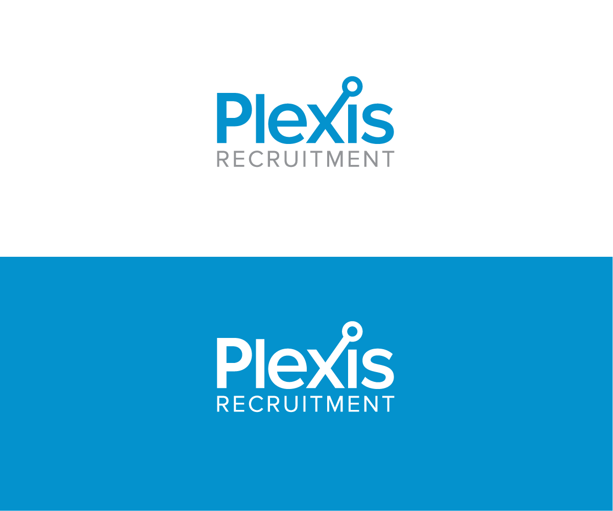 287 serious bold recruitment logo designs for plexis for Design recruitment agencies