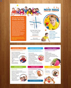 86 bold brochure designs medical brochure design project for north