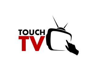 85 Conservative Modern Tv Logo Designs For Touch Tv A Tv
