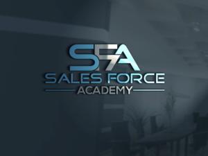 Logo Design Job   Mercedes Benz Financial Services Sales Force Academy Logo  Design   Winning