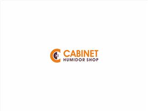 39 Elegant Playful Ecommerce Logo Designs for Cabinet Humidor Shop ...