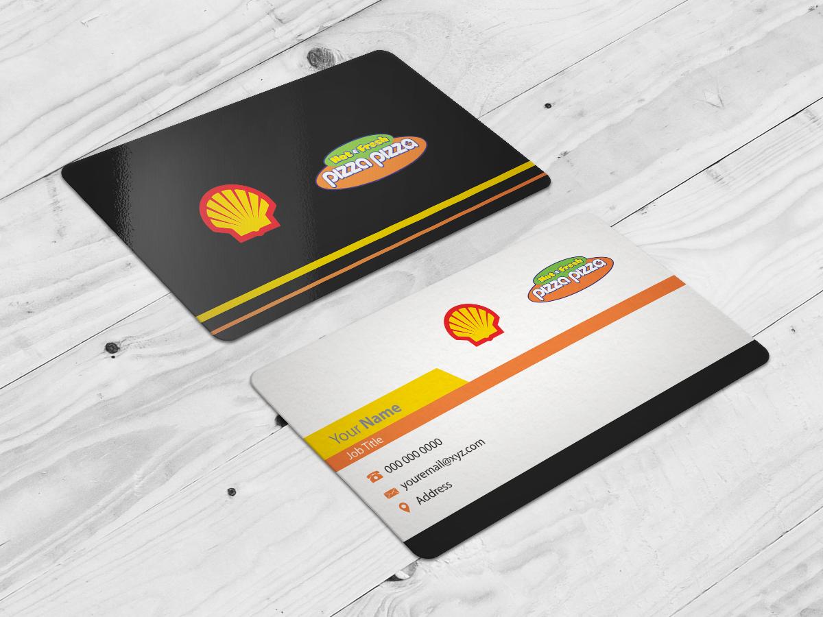 179 Serious Modern Restaurant Business Card Designs for a ...