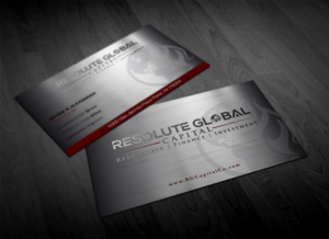 Serious professional business card design job business card brief business card design job classy business card that means business needed winning design by colourmoves