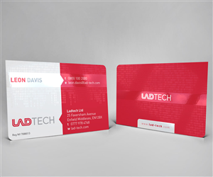 Information Technology Business Card Design Galleries for Inspiration
