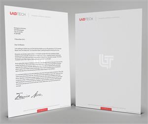 Letterhead Design - Custom Letterhead Design Service