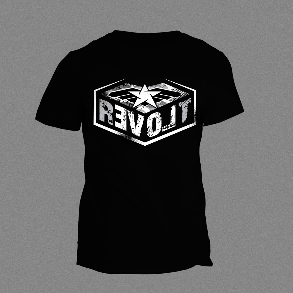 Serious Modern T Shirt Design For Shine On Business