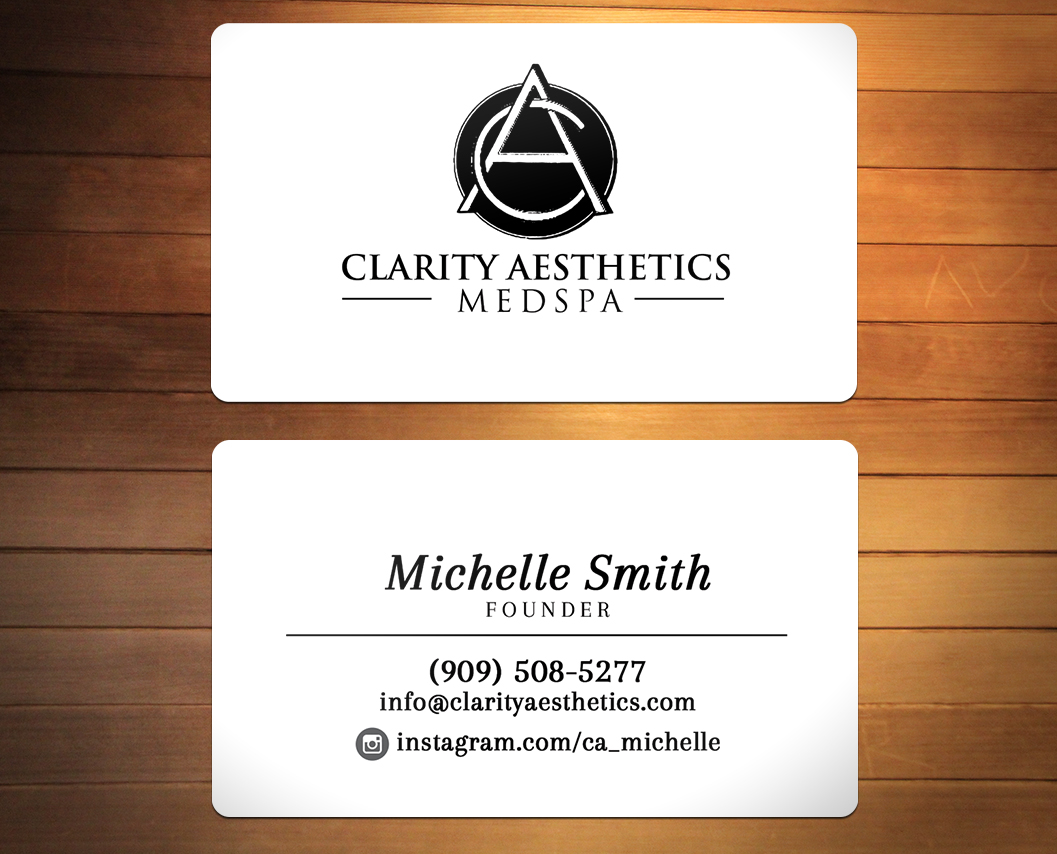 Serious, Upmarket, Medical Business Card Design for a Company by ...