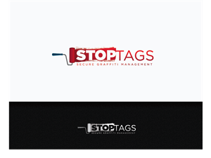 Logo Design by jaime.sp - Stop Tags logo design for website
