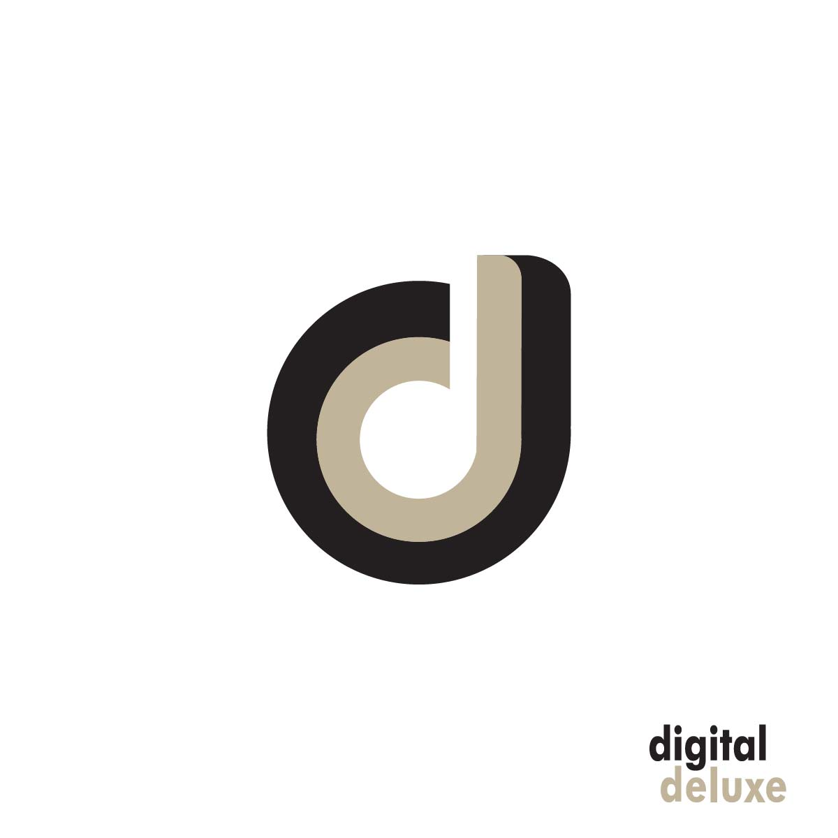 Modern bold logo design for daniel smith by ivan jeftic beograd logo design by ivan jeftic beograd for new logo design for digital agency design biocorpaavc