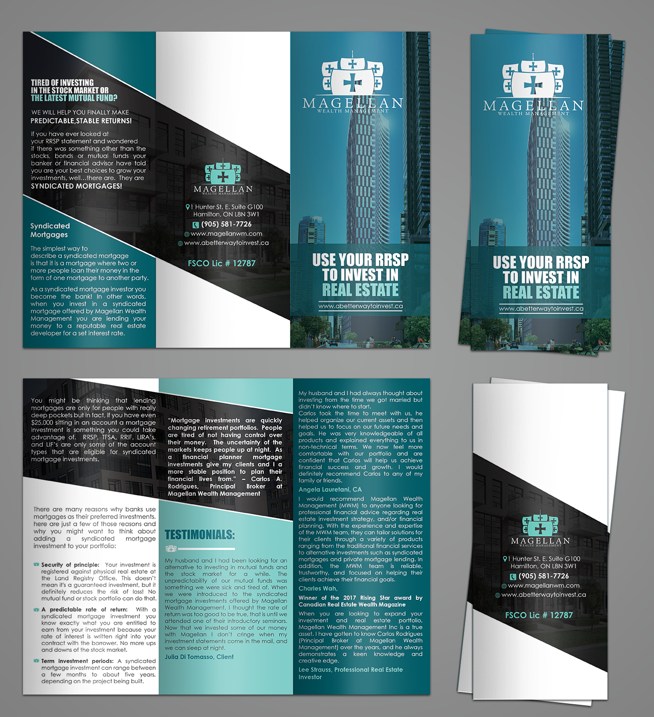 flyer design by rgraphic for this project design 14073878