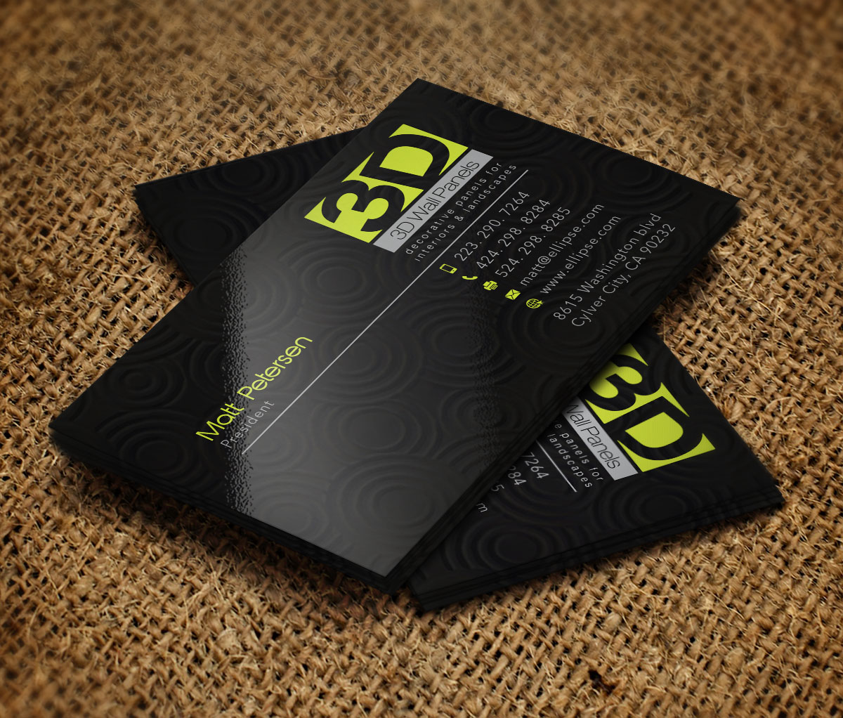 Traditional, Economical, Business Business Card Design for Sydney ...
