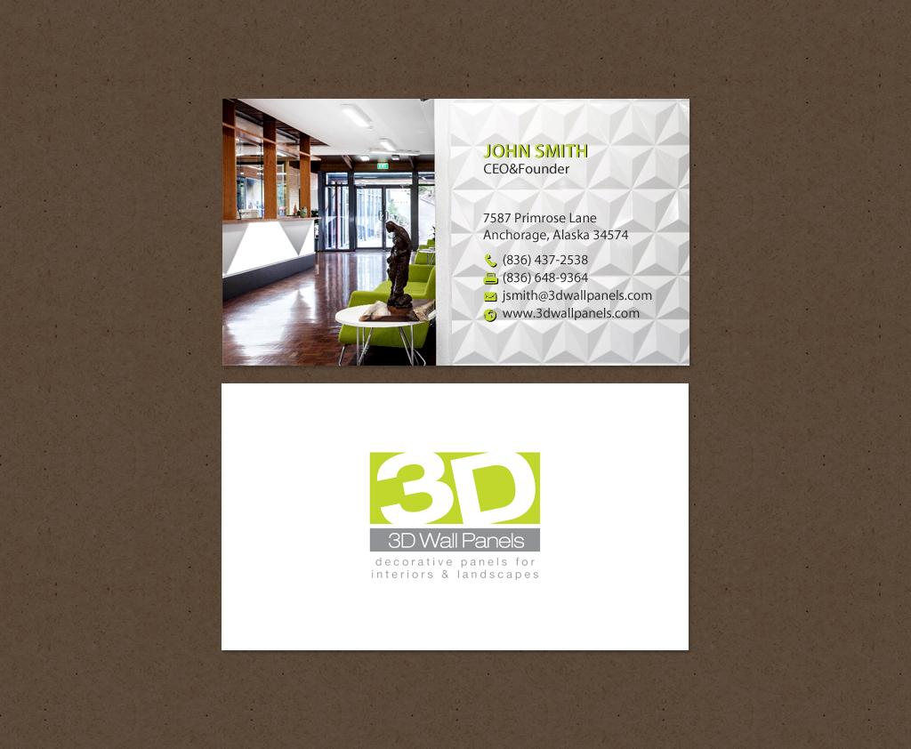 Design De Carte Visite Par Chandrayaancreative Pour Sydney Doors