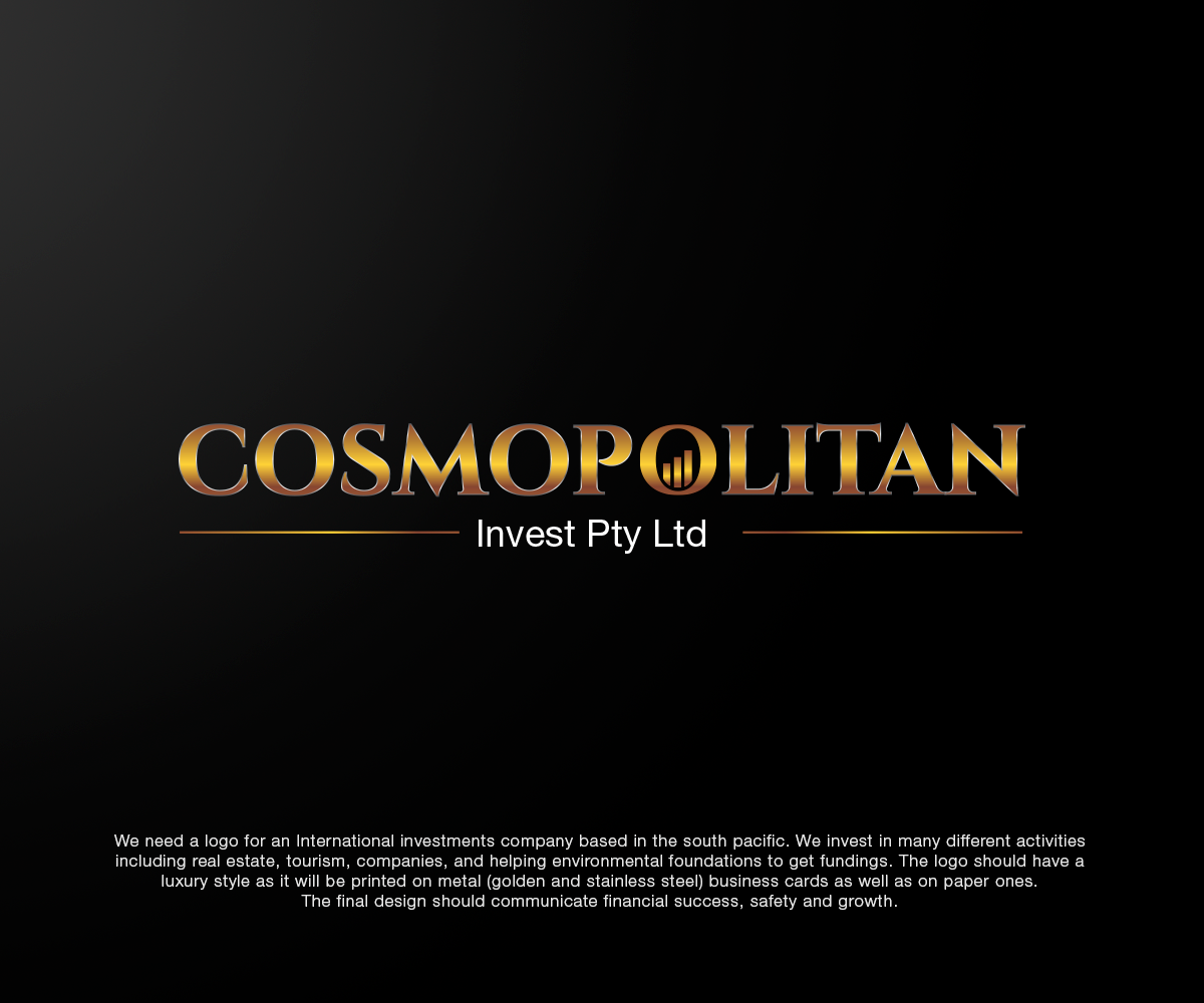 Cosmopolitan investments ltd investment banking m&a engagement letters for consultants