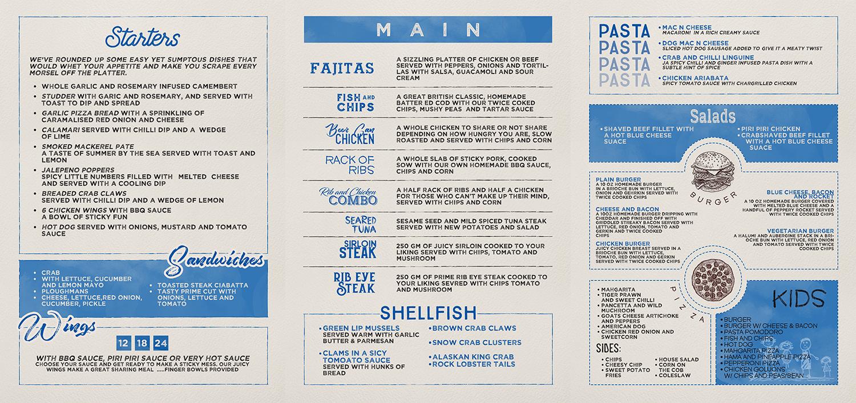 12 playful menu designs restaurant menu design project for rocking