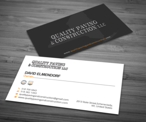 57 modern serious business card designs for a business in united