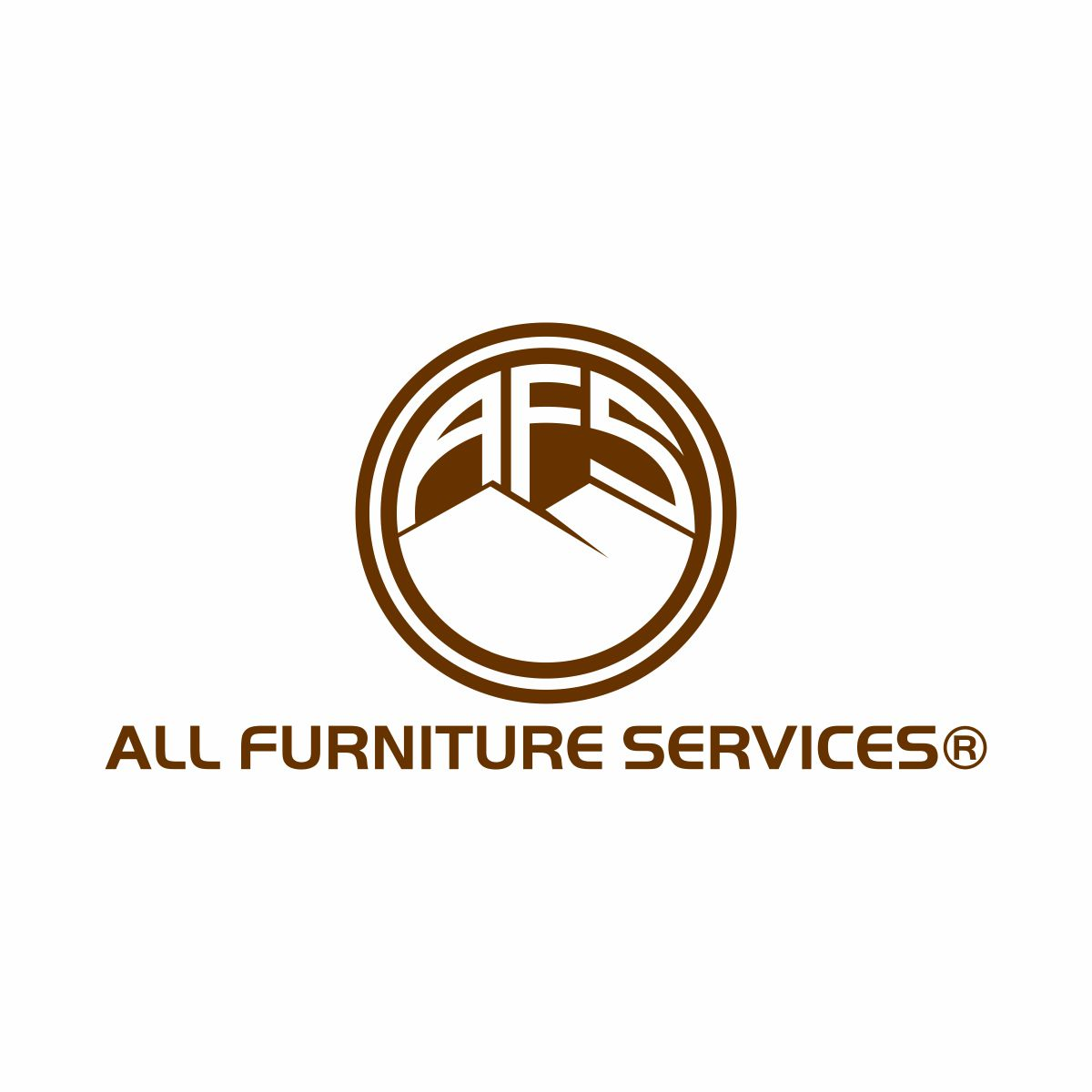 Logo Design By Papamnoguera For AFS All Furniture Services   Logo   Design  #14157016